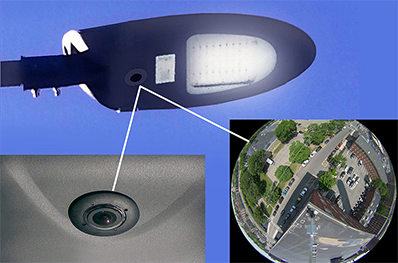 Skyeye Led Street Light And Parking Lot Light Systems